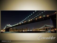 Obraz na zeď-města,architektura- Panorama F002832
