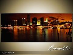 Obraz na zeď-města,architektura- Panorama F002839