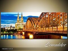 Obraz na zeď-města,architektura- Panorama F002845