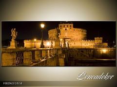 Obraz na zeď-města,architektura- Panorama F002961