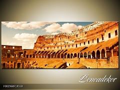 Obraz na zeď-města,architektura- Panorama F002968