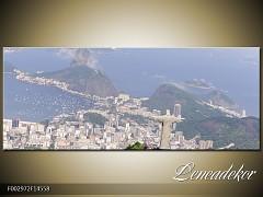 Obraz na zeď-města,architektura- Panorama F002972