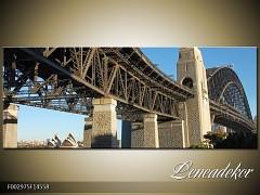 Obraz na zeď-města,architektura- Panorama F002975