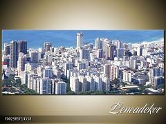 Obraz na zeď-města,architektura- Panorama F002985