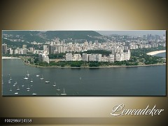Obraz na zeď-města,architektura- Panorama F002986