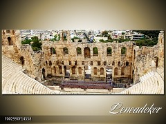 Obraz na zeď-města,architektura- Panorama F002990
