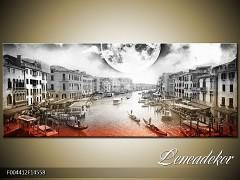 Obraz na zeď-města,architektura- Panorama F004412