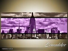 Obraz na zeď-města,architektura- Panorama F004443
