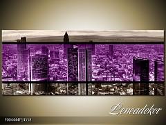 Obraz na zeď-města,architektura- Panorama F004444