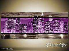 Obraz na zeď-města,architektura- Panorama F004448