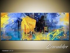 Obraz na zeď-města,architektura- Panorama F004848