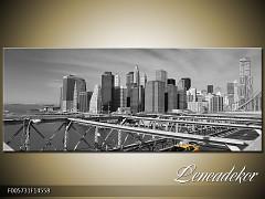Obraz na zeď-města,architektura- Panorama F005731