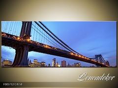 Obraz na zeď-města,architektura- Panorama F005732