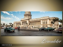 Obraz na zeď-města,architektura- Panorama F005733