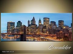 Obraz na zeď-města,architektura- Panorama F005734