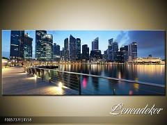 Obraz na zeď-města,architektura- Panorama F005737
