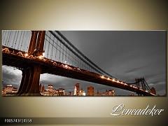 Obraz na zeď-města,architektura- Panorama F005743