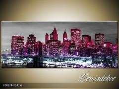 Obraz na zeď-města,architektura- Panorama F005744