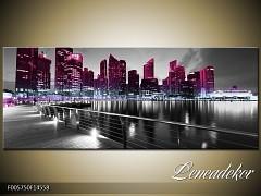 Obraz na zeď-města,architektura- Panorama F005750