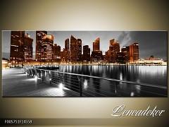 Obraz na zeď-města,architektura- Panorama F005751