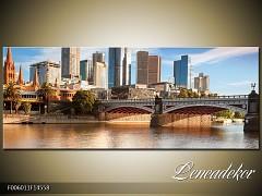 Obraz na zeď-města,architektura- Panorama F006011