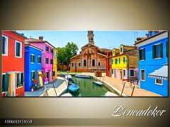 Obraz na zeď-města,architektura- Panorama F006012