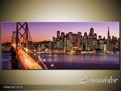 Obraz na zeď-města,architektura- Panorama F006038