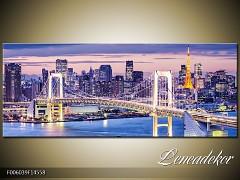 Obraz na zeď-města,architektura- Panorama F006039