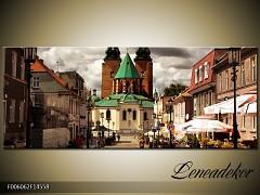 Obraz na zeď-města,architektura- Panorama F006062