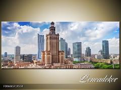 Obraz na zeď-města,architektura- Panorama F006065