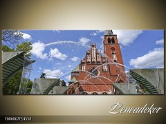 Obraz na zeď-města,architektura- Panorama F006067