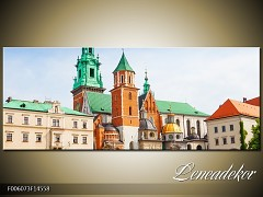 Obraz na zeď-města,architektura- Panorama F006073