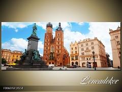 Obraz na zeď-města,architektura- Panorama F006076