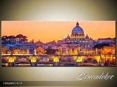 Obraz na zeď-města,architektura- Panorama F006080