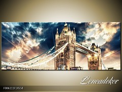 Obraz na zeď-města,architektura- Panorama F006111