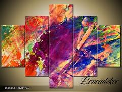 Obraz na zeď-abstrakce- 5D F000005
