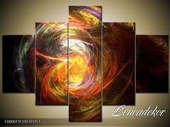 Obraz na zeď-abstrakce- 5D F000077