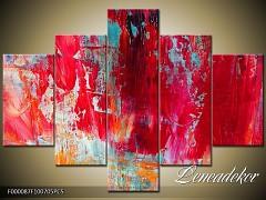 Obraz na zeď-abstrakce- 5D F000087