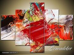 Obraz na zeď-abstrakce- 5D F000088