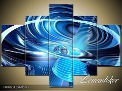 Obraz na zeď-abstrakce- 5D F000226