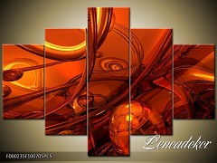 Obraz na zeď-abstrakce-F000235