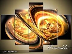 Obraz na zeď-abstrakce-5D F000247