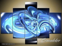 Obraz na zeď-abstrakce-5D F000258