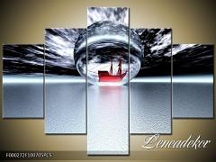 Obraz na zeď-abstrakce-5D F000272