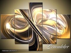 Obraz na zeď-abstrakce-5D F000306