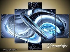 Obraz na zeď-abstrakce-5D F000313