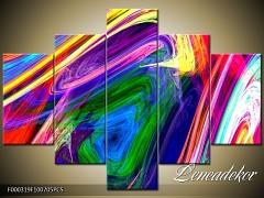 Obraz na zeď-abstrakce-5D F000319