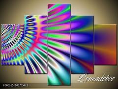 Obraz na zeď-abstrakce-5D F000365