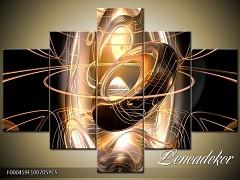 Obraz na zeď-abstrakce-5D F000459