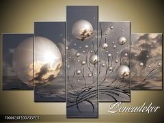 Obraz na zeď-abstrakce-5D F000610